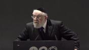 """הרצאת יום העצמאות תשע""""ט: מדינת ישראל כמדינה יהודית ודמוקרטית - הרב ישראל מאיר לאו"""